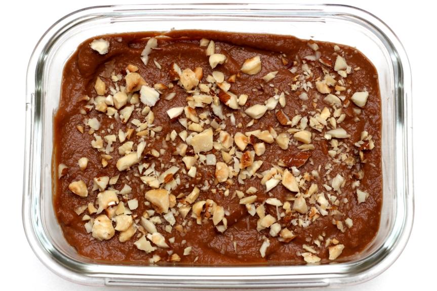 00-Colazione di cioccolato e batate 1 piccola